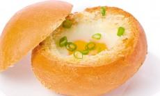 kiausiniai duonoje
