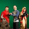 TV3 naujam projektui suvienijo talentingų aktorių trijulę: A. Bružą, M. Nedzinską ir B. Latėną