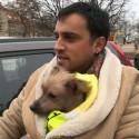 """Naują šunį Radži puošia """"Chanel"""" drabužėliais"""