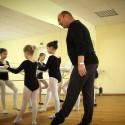 Garsus choreografas Jurijus Smoriginas tapo paprastu mokytoju