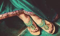 kojų pirštai