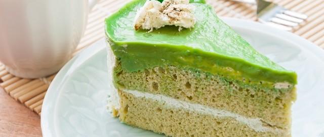 """""""tortas su žaliąja arbata"""""""