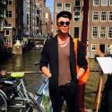 Į avantiūrą Amsterdame leidęsis J. Statkevičius nustebino savo paprastumu