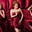 Naujo serialo aktorės įsiamžino erotiškoje fotosesijoje