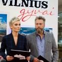 """""""Vilnius gyvai"""" premjeroje – ironiškos kolegų pastabos dainininkei Jazzu"""