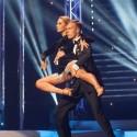 Tituluota gražuolė R. E. Mazurevičiūtė sugrįžo į šokių aikštelę