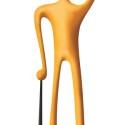 """Europos centro golfo klube bus atidengta golfui skirta skulptūra """"Golfi"""""""