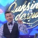 """Naujo muzikinio projekto vedėjas Deivis padės žiūrovams išrinkti """"auksinę"""" Lietuvos dainą"""
