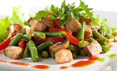 pupelių salotos