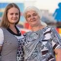 Kandidatė į blogiausius Lietuvos vairuotojus Birutė susvilino automobilį ir partrenkė pėsčiąjį