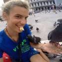 Kurčio vaikino kelionė autostopu po Europą vos nesibaigė mirtimi
