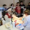 Teatralai visoje Lietuvoje dalinosi krauju