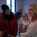 Renata Šakalytė-Jakovleva su antra dukra išmoko atsipalaiduoti