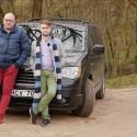 Ant plauko kabo tėvo ir sūnaus santykiai: kaltas nelemtas automobilis