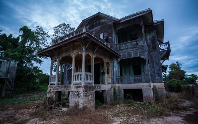 senas namas