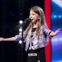 """""""Lietuvos talentuose"""" uždainavusi devynmetė paliko I. Balsytę be amo: """"Aš neturiu žodžių"""""""