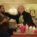 """Išbandymai serialo """"Šviesoforas"""" aktoriui P. Laurinkui: spyris močiutei, kačių maisto skonis ir flirtas su vyru"""