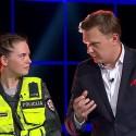 """Policijos kursantė: """"Pagavau žuliką ir nusprendžiau tapti pareigūne"""""""