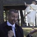 Aktorė A. Štukytė pademonstravo vestuvinę suknelę