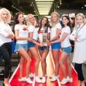 """""""Miss Racing"""" dalyvių laukia pirmas išbandymas: komisija atskleidė sėkmės formulę"""