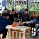 """V. Cololo keiksmais įžeidusiam """"2 Barai"""" dalyviui Juozui gresia pašalinimas iš projekto"""
