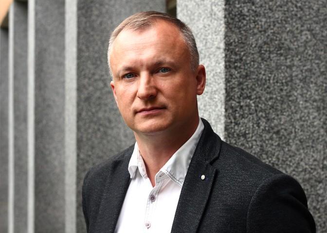AB Vilniaus paukštynas generalinis direktorius Gintaras Martinkus (Small)