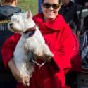 Gyvūnų globos dienos šventėje – unikalaus R. Anusausko filmo premjera