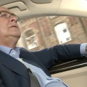 "Kauno meras žurnalistams pristatė savo naująjį ""Porsche"" automobilį"