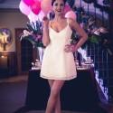 Stilistė V. Šaulytė 24-ąjį gimtadienį atšventė artimųjų būryje: mylimojo staigmena privertė apsiašaroti