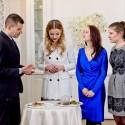 Į populiaraus serialo sezono uždarymo vakarėlį susirinko būrys žinomų aktorių