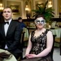 """Realybės šou """"Misija: vestuvės"""" pristatyme – dalyvės su domino kaukėmis ir tikra vestuvių puota"""