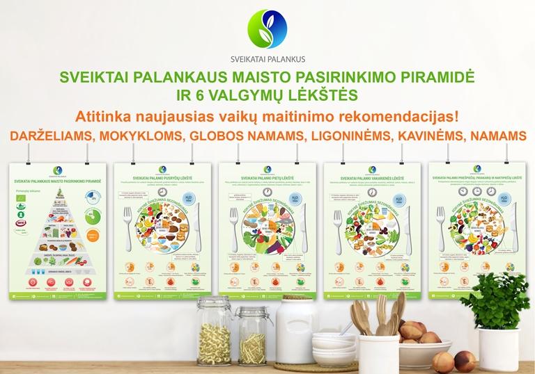 edukaciniu priemoniu plakatas