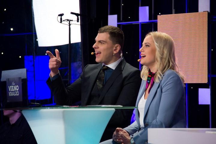 Rolandas Mackevičius ir Inga Jankauskaite (Small)