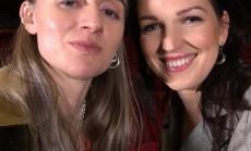 Silvana ir K. Rimiene _ bendra nuotrauka