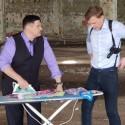 M. Stasiulis ir V. Cololo parodys, kaip tinkamai pasitikti lietuvišką vasarą