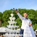 Vasaros terasos sezono atidaryme Kaune žinomi svečiai tapo šventiško rekordo liudininkais