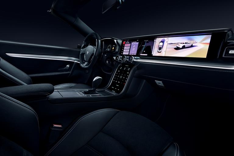 Autonomiškai judantys automobiliai ir šaldytuvas – mitybos specialistas_nuotr. Samsung