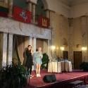 """Netikėtas duetas: Ieva Zasimauskaitė ir Paula Valentaitė atliko """"eurovizinį"""" kūrinį"""