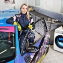 """Stereotipus apie moteris lenktynių trasoje laužanti I. Senkutė-Gedgaudienė: """"Mano gyvenimo variklis yra autosportas"""""""