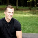 """Pirmasis Lietuvos gimnastas vyras, dalyvavęs olimpiadoje, R. Guščinas: """"Medaliai motyvuoja"""""""