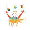 """Krabą cirko judesių išmokiusi iliustratorė Rasa Jančiauskaitė: """"Visi nori būti kūrėjais"""""""