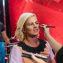 """Laidų vedėja ir atlikėja Gabrielė Laškaitė – iš ligoninės tiesiai į """"Lietuvos balso"""" sceną"""