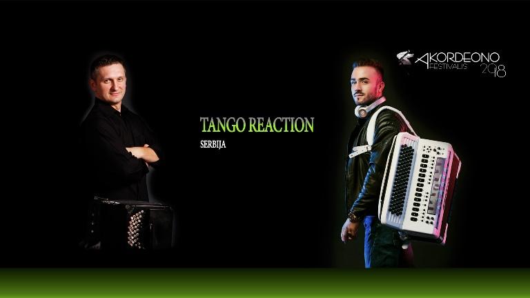 Tango reaction