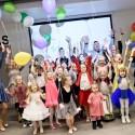 Vaikų talentų konkurse žinomi komisijos nariai negailėjo gražių žodžių mažiesiems