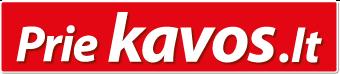 PrieKavos logotipas