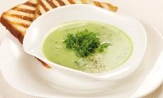 spinatu sriuba