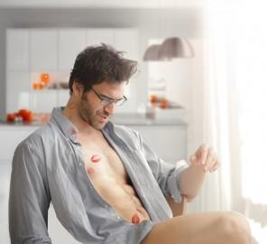 masažo erekcijos taškai)