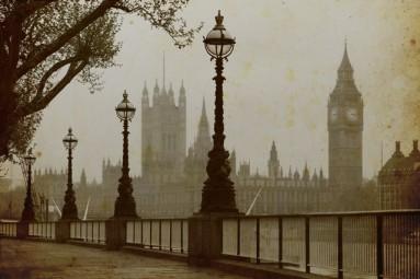 senasis londonas