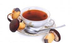 arbata ir grybukai