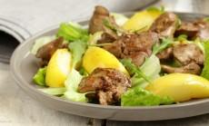 kepenelių salotos